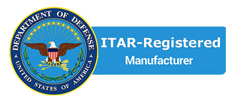 ITAR- Registered Manufacturer