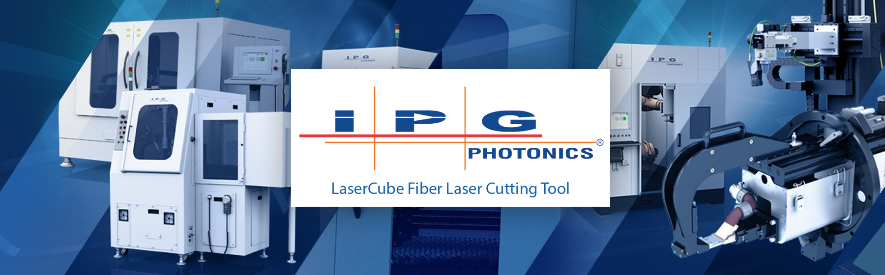 IPG Laser Cube Mushield