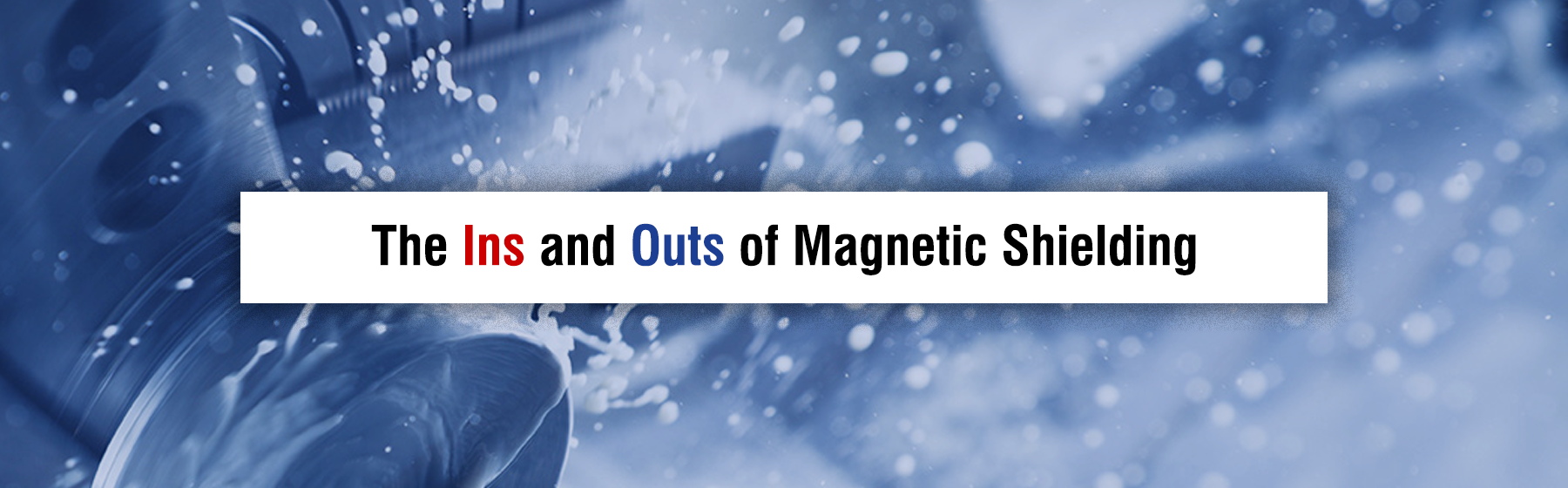 Ins and Out of Magnetic Shielding