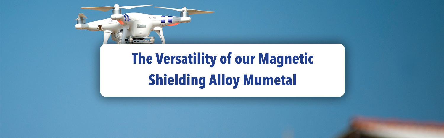 Magnetic Shielding Alloy Mumetal